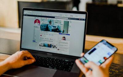 På Facebook odlar vi alla våra personliga varumärken